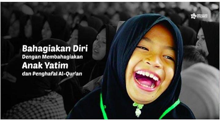 Gerakan Infaq Beras Yatim & Penghafal Al-Qur'an