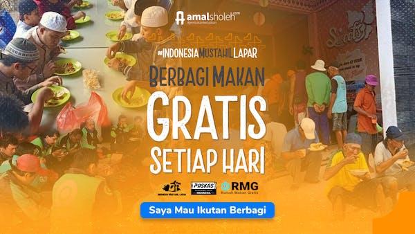 Donasi IndonesiaMustahilLapar